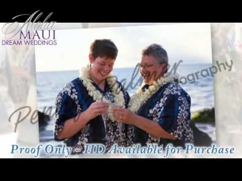 Gay Wedding In Hawaii