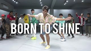 Born To Shine - Diljit Dosanjh | Choreography Prince Thareja