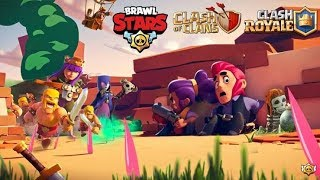 🇮🇳🔥Clash Of Clans Vs Brawl Star🔥🇮🇳. Its Time For Revenge #Masterms