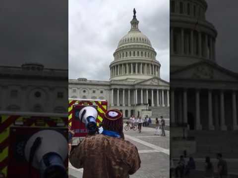 MoRISC TV - SCNC Demo @ US Capitol Grounds