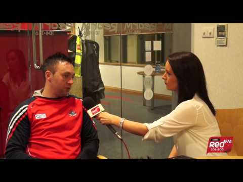 The Big Red Bench Speak To Cork Football Captain Paul Kerrigan