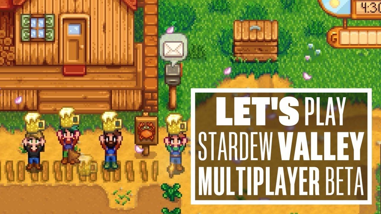 Stardew Valley S Latest Update Has Arrived On Pc Eurogamer Net (multiplayer isn't supported on mobile). stardew valley s latest update has