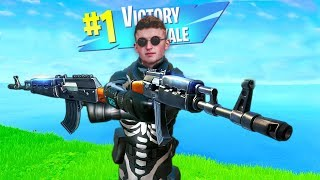 Infinite Lists Getting A Victory Royale In FORTNITE