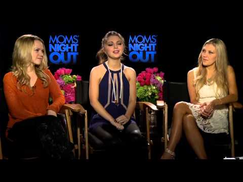 Moms' Night Out: Abbie Cobb, Andrea Logan-White, & Sammi Hanratty Interview