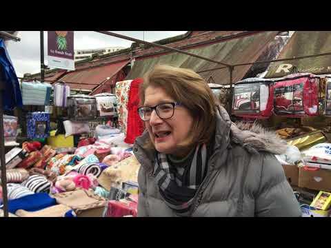 Trader says Ridley Road Market no longer 'customer friendly'