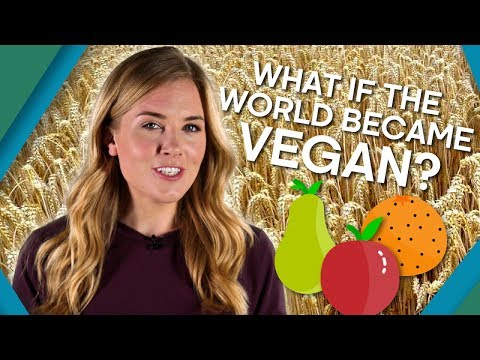 What If The World Became Vegan? | Earth Unplugged
