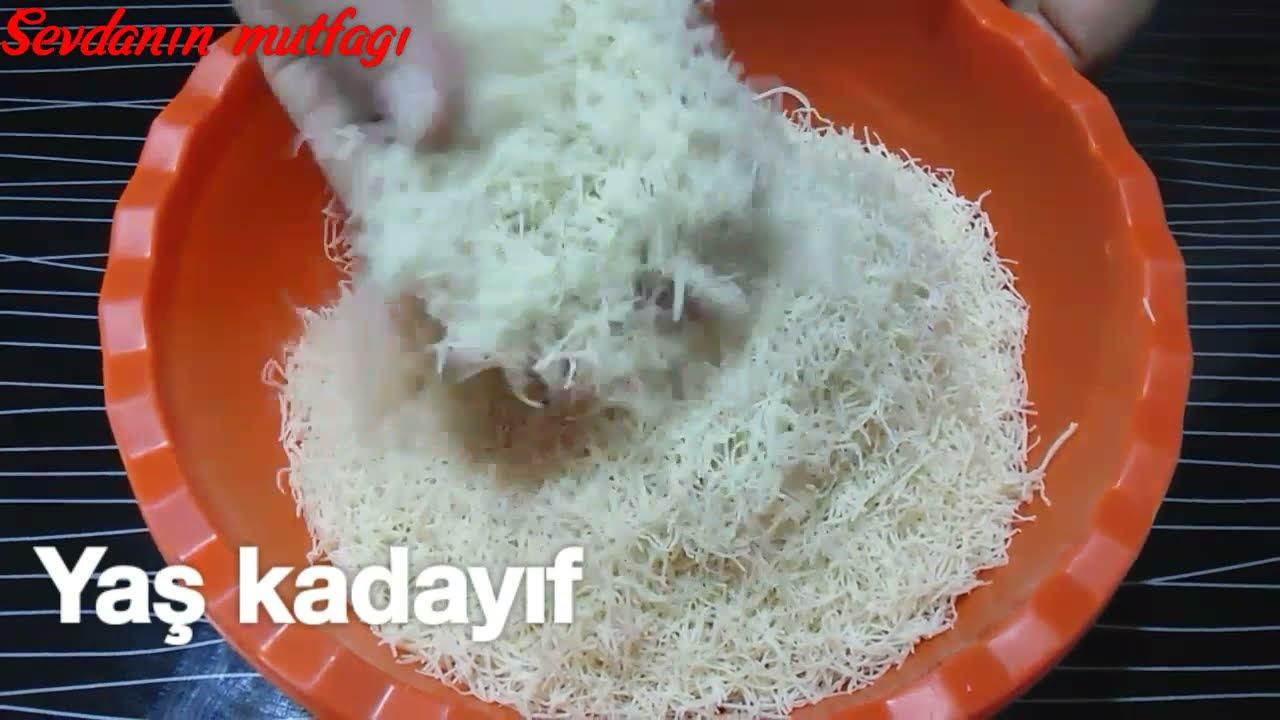 30 dakikada mozzarella yapımı