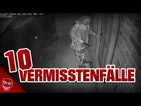 Die 10 gruseligsten und mysteriösesten Vermisstenfälle!