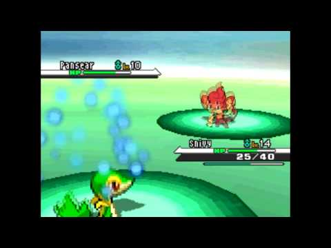 Pokémon Black And White Walkthrough Part 10 Commentary Daycare Center And Nursery