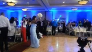 Жесть невеста на свадьбе..