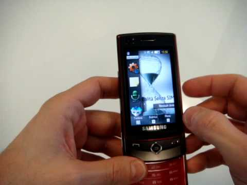 Samsung S8300 Ultra Touch CellulareMagazine.it (Ita)