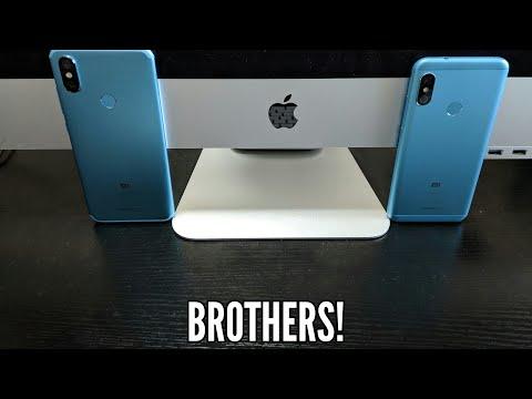 Xiaomi Mi A2 VS Xiaomi Mi A2 Lite