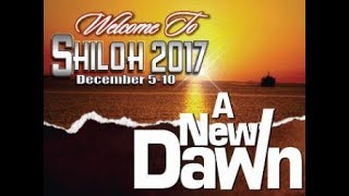 Shiloh 2017 Opening Session, December 05, 2017