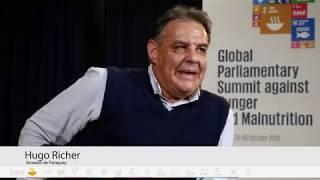 Hugo Richer, Senador de Paraguay thumbnail