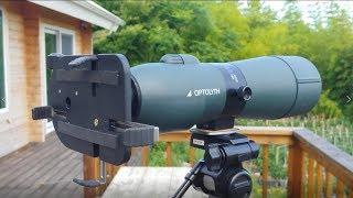 고배율 망원경·필드스코프·스포팅스코프로 10km 밖의 …
