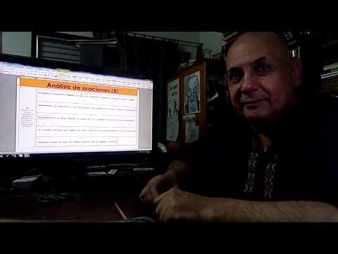 Oraciones subordinadas sustantivas de sujetoиз YouTube · Длительность: 7 мин44 с
