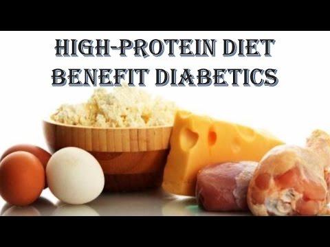 High Protein Diet Benefit Diabetics
