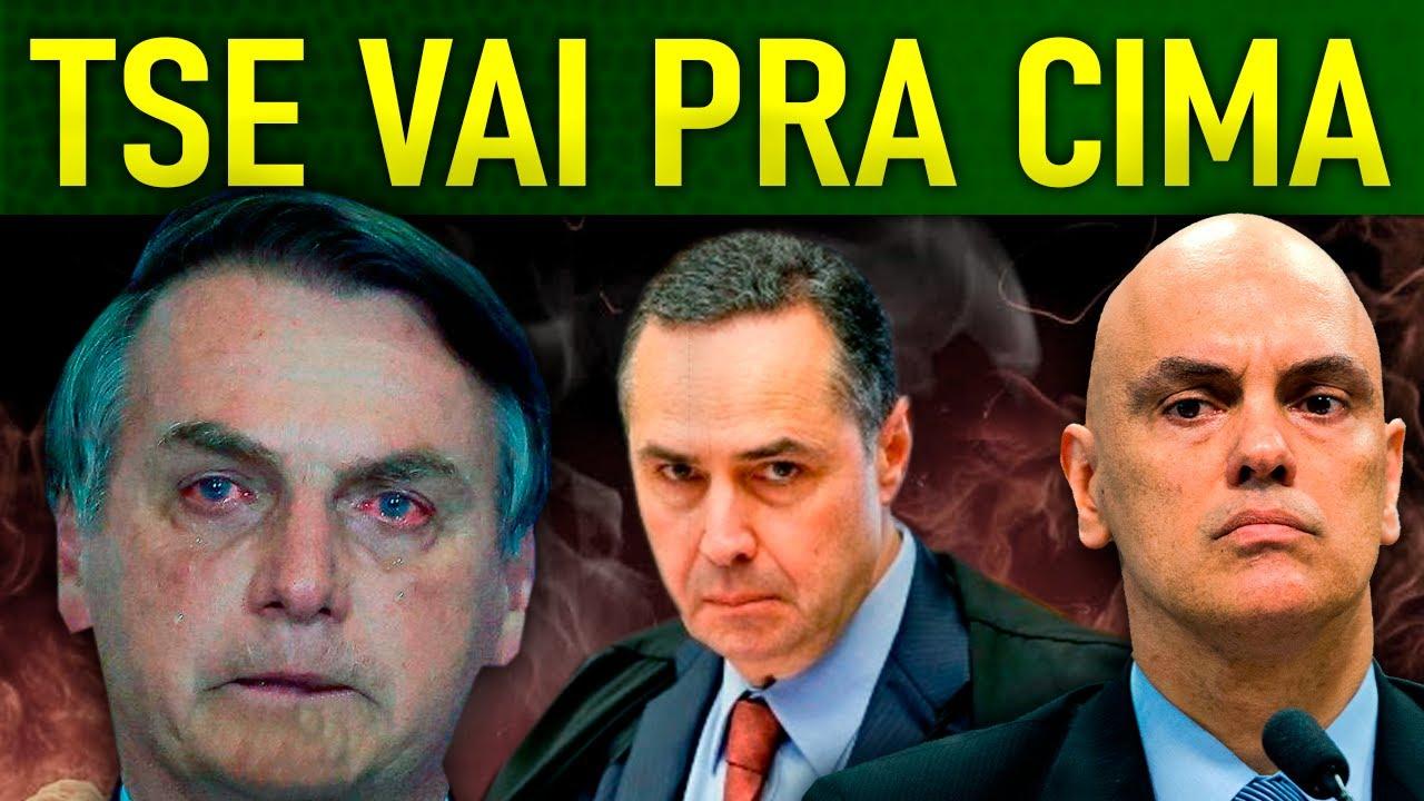 DEU TUDO ERRADO PRA B0LSONARO!! TSE e STF AVANÇAM CASSAÇÃ0 DE CHAPA E NOVA INVESTIGAÇÃ0