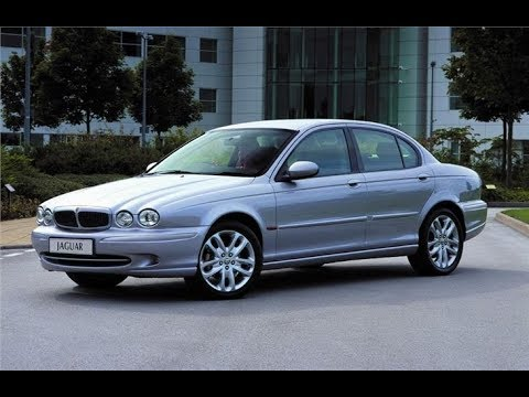 Jaguar X-Type 3.0 V6 AWD Used Car Review - YouTube