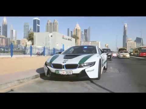Dubai Police - Smart Services Film