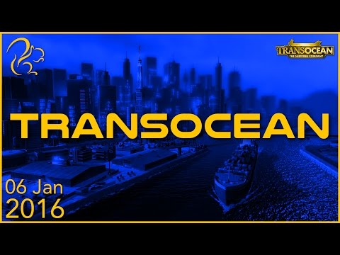 TransOcean | 6th January 2016 | SquirrelPlus