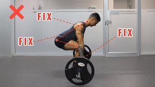 How To Perform The Deadlift For Growth (5 Mistakes You're Probably Making)