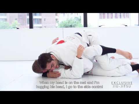 Luiz Panza - How to pass a Flexible Guard - Essence Of Jiu-Jitsu