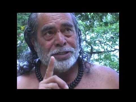 "Traditional Hawaiian Healer Kapi'ioho Lyons Naone speaks about ""Uli"""