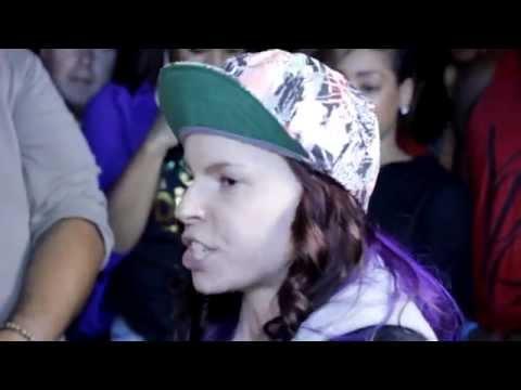 Female vs Female: Unique Barrz vs Your MAGesty - NEXT Washington Rap Battle