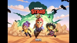New Supercell! Brawl Stars #1 tutorial/learning to play