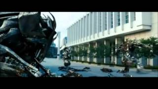 transformers 3 music video linkin park : in the end