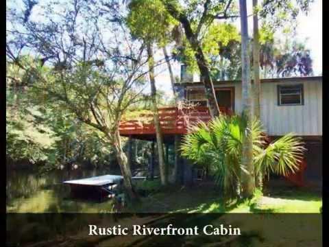 Steinhatchee vacation homes for rent | fishing cabin rental in Steinhatchee FL