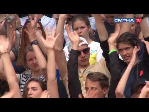 Исконно русские игры в «Смене»! Фестиваль Русских Игр на седьмой смене в ВДЦ «Смена»