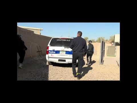 BLD - Phoenix Police Citizens Police Academy - Exercise 2