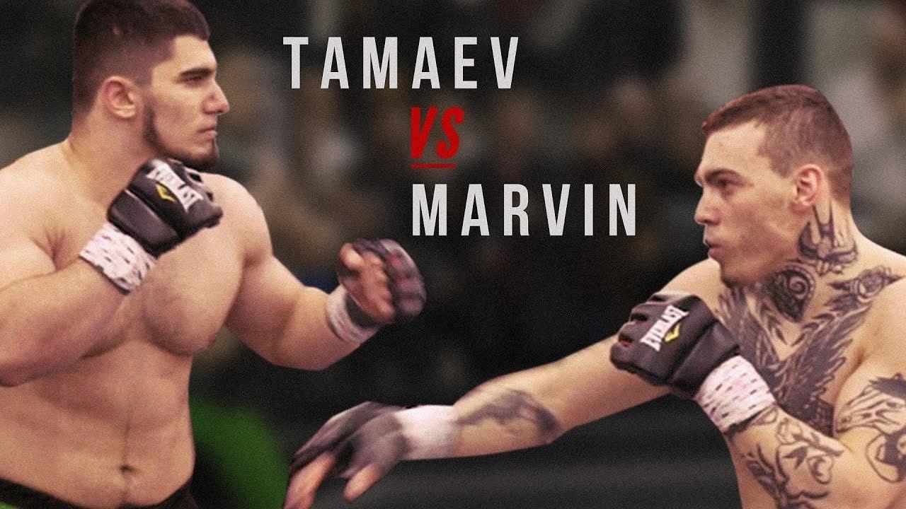 Асхаб Тамаев vs Филипп Марвин. Полныи | Лучшие Русские Шоу Смотреть Онлайн