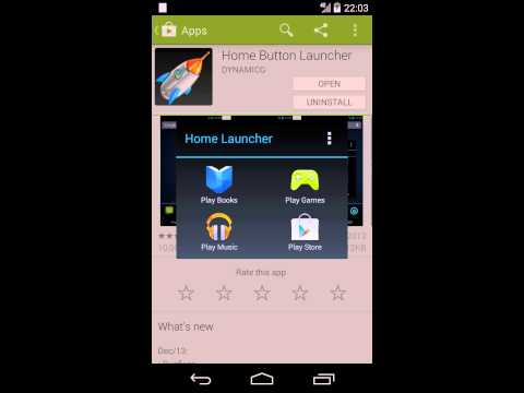 Home Button Launcher - Apps on Google Play