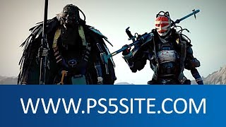 PS5 / Sony PlayStation 5 video games graphics level concept #3 HD