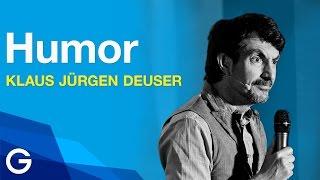 """Klaus Jürgen Deuser: """"Wenn dich keiner singen lässt, gründe eine Band!"""""""