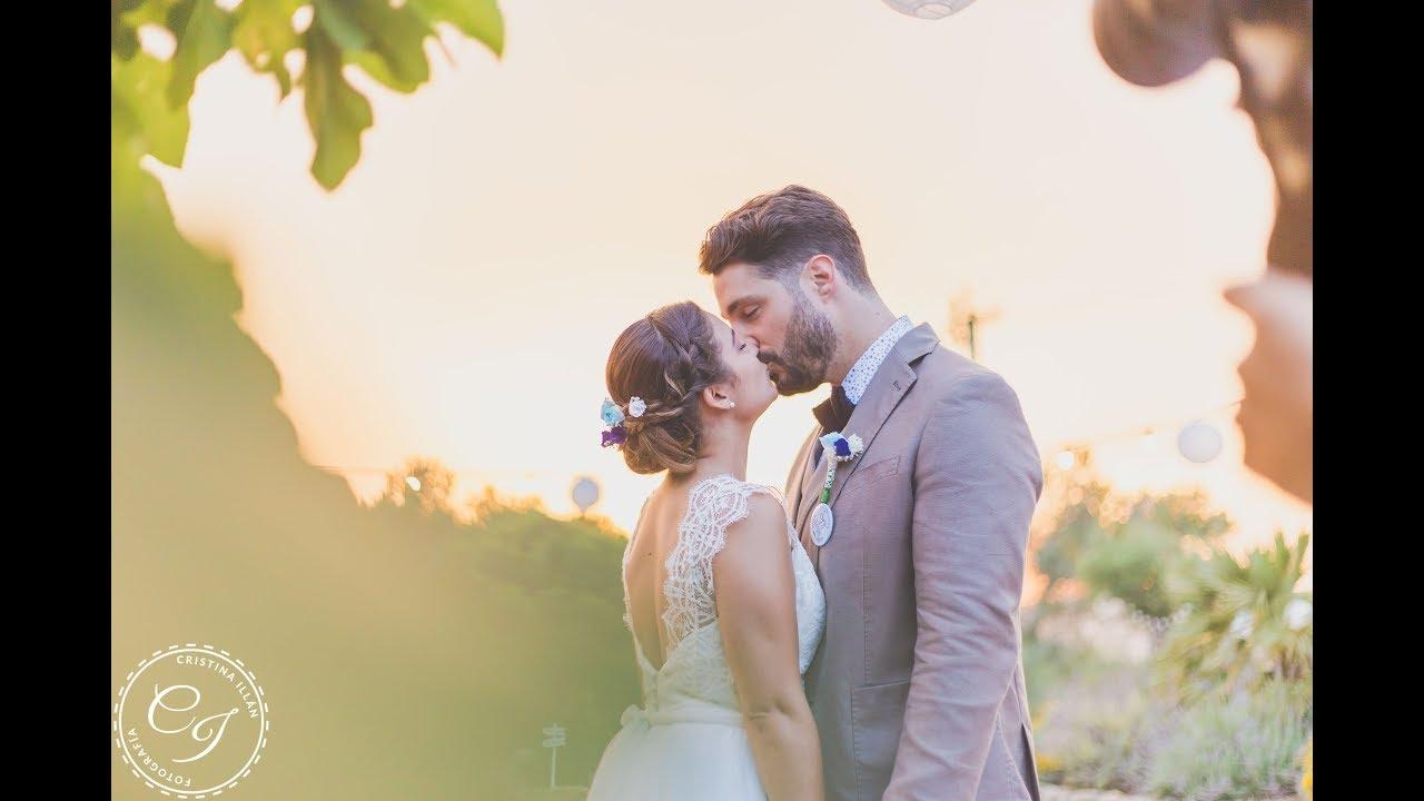 Trailer boda J&D por Cristina Illán Fotografía