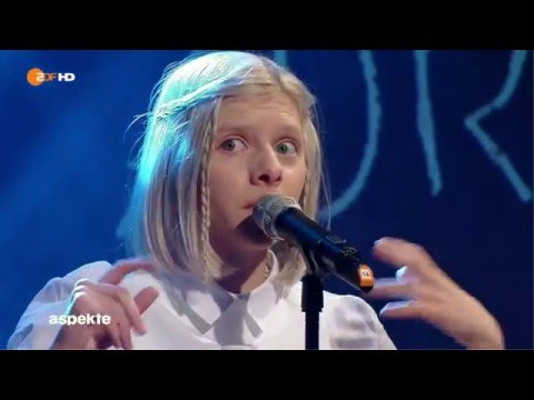 AURORA - Running With The Wolves (Live on ZDF)