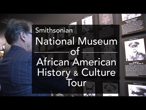 Secretary Perry Visits Smithsonian National Museum of African American History & Culture