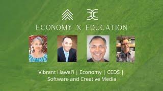 Vibrant Hawaiʻi | Economy | CEDS | Software and Creative Media
