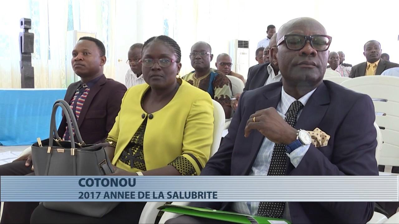 Cotonou : le maire Léhady Soglo place 2017 sous le signe de la salubrité