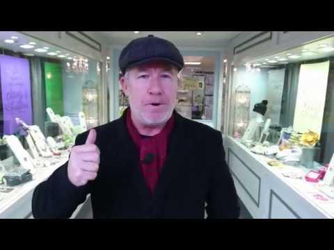 Radio Ashford's Webbo visits Snap Jewellery