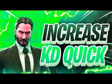 Fortnite How To Increase You Kd Ratio Quickly In Season 10
