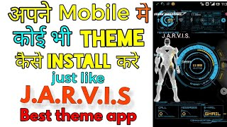 Jarvis im3 ios for android on xiaomi redmi 4x user interface