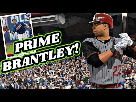 PRIME MICHAEL BRANTLEY DEBUTS FOR THE SQUAD! - MLB The Show 16 Diamond Dynasty #159