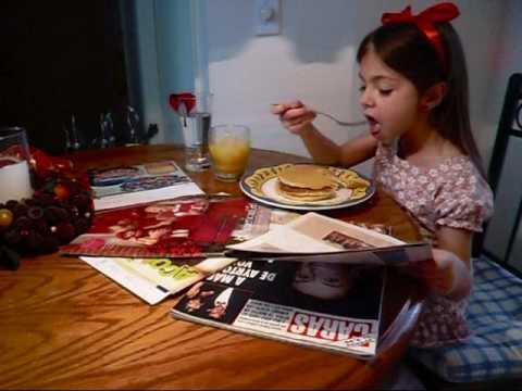 Matilda Makes Pancakes