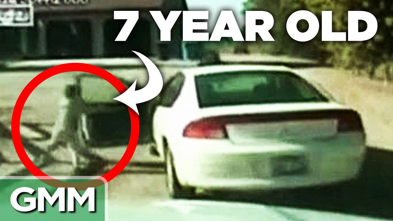 5 crazy stories of kids driving cars youtube