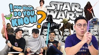 How Much Do You Know - Star Wars